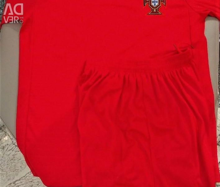 Portugal national football kit
