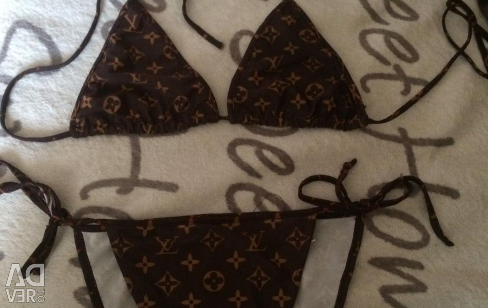 Louis Vuitton costum de baie