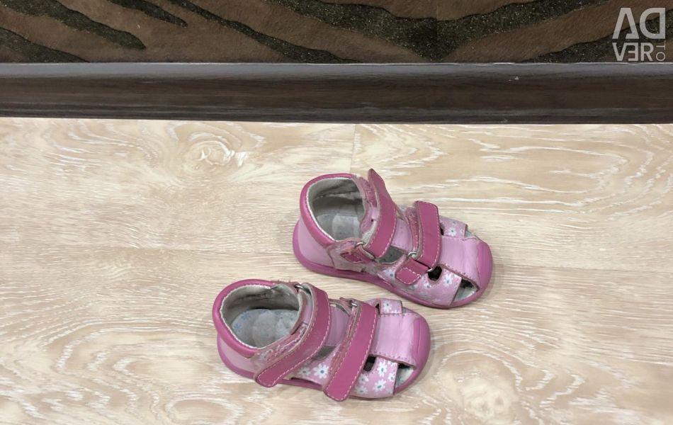 Sandale kotofey d / fete