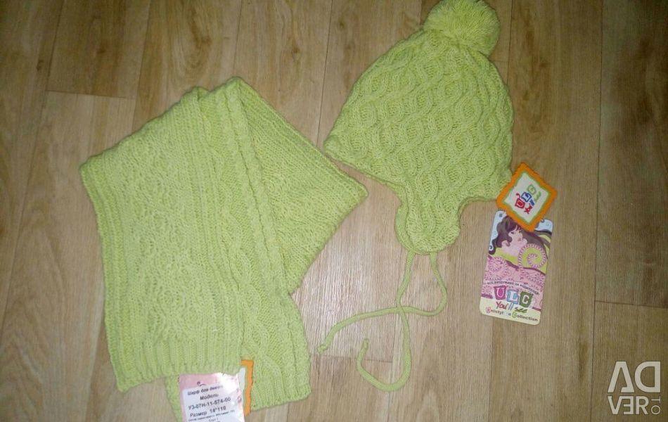 New set (hat + scarf)