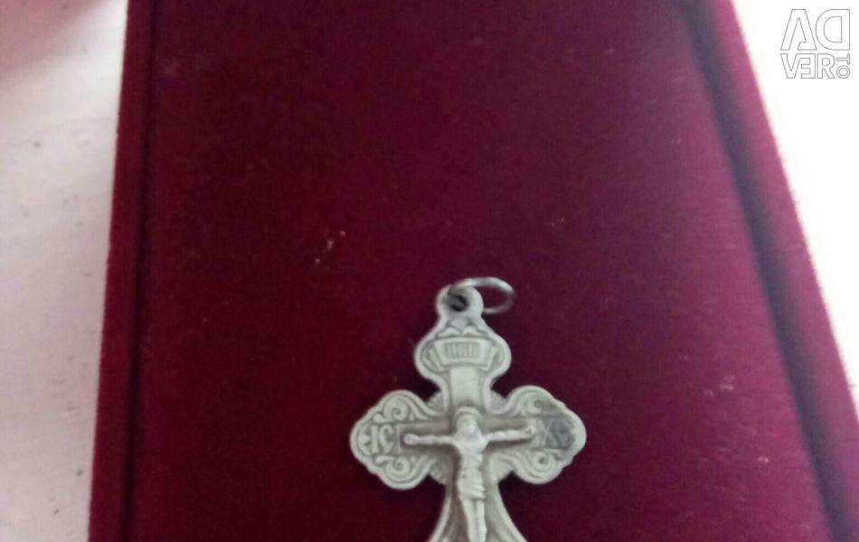 Crucea de argint