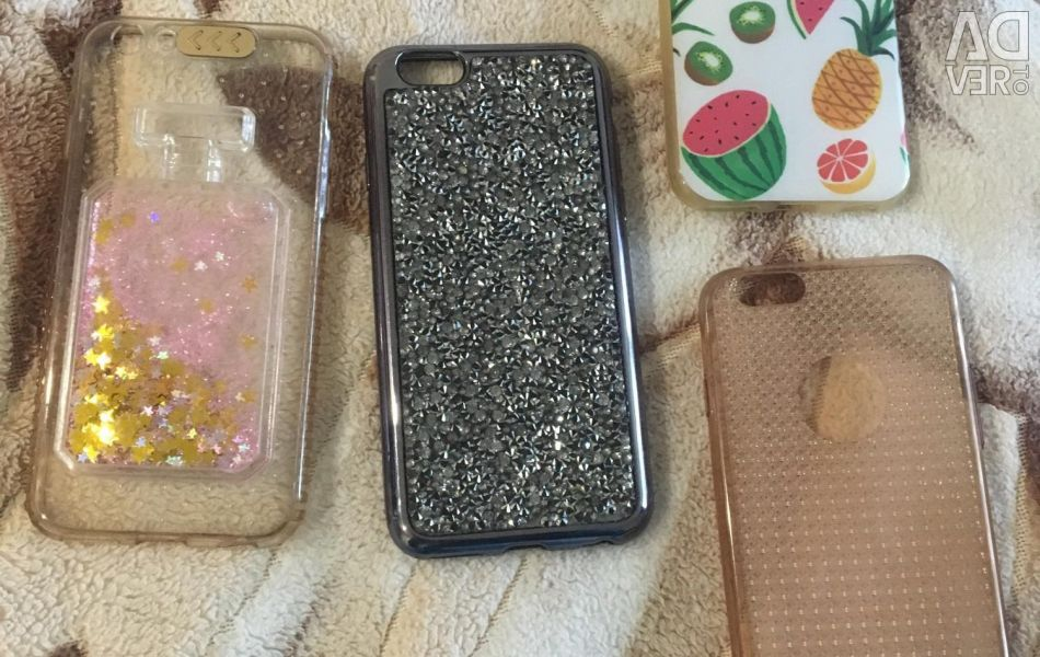 Pads for iPhone 6