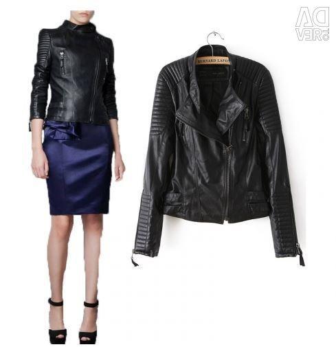 PU leather jacket, good quality