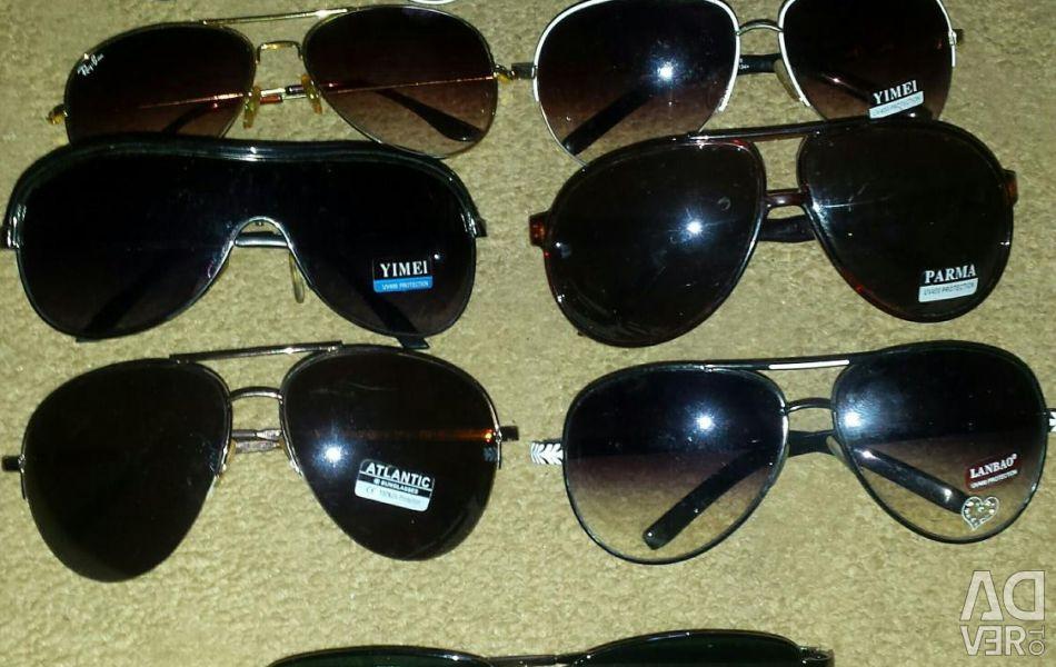 Αντιηλιακά προστατευτικά γυαλιά