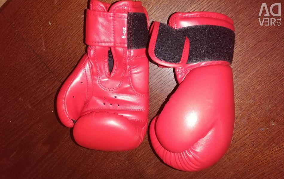 Mănuși de box mărimea 6