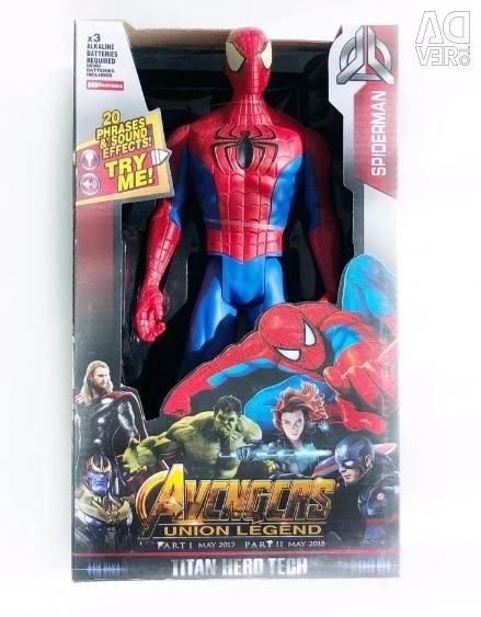Людина павук Spider man 30 см