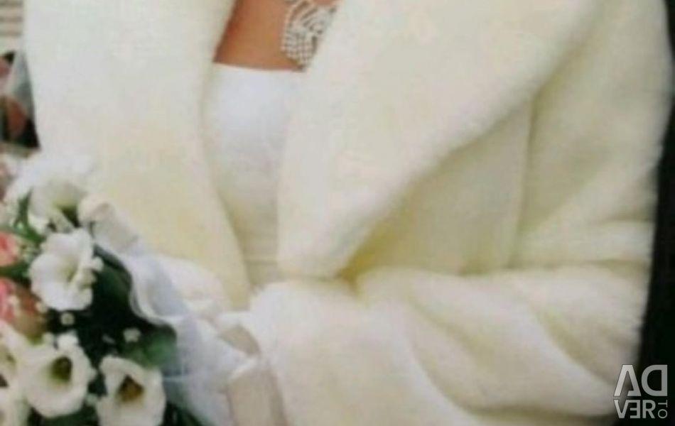 Γαμήλιο παλτό
