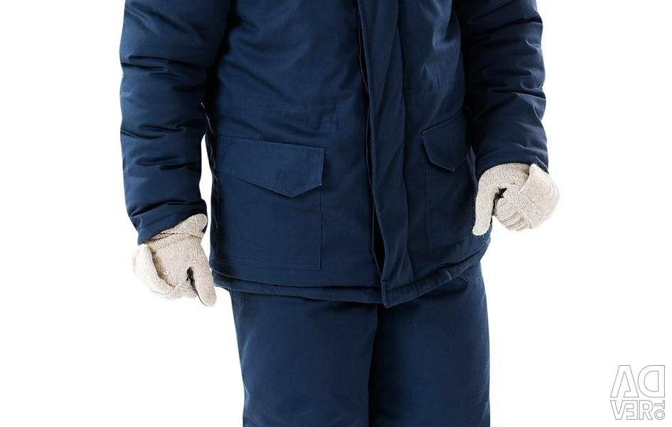 Working winter sets (pants + jacket). NEW.