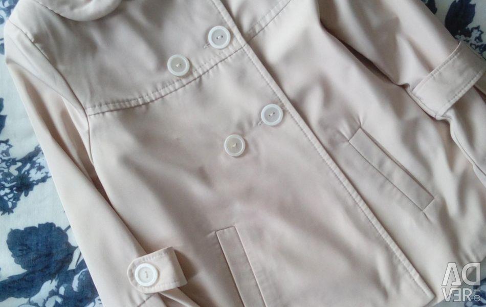 Куртка-плащ 48 размера
