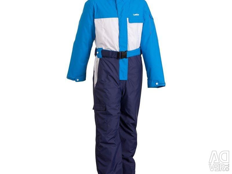 New winter ski jumpsuit for 8 years