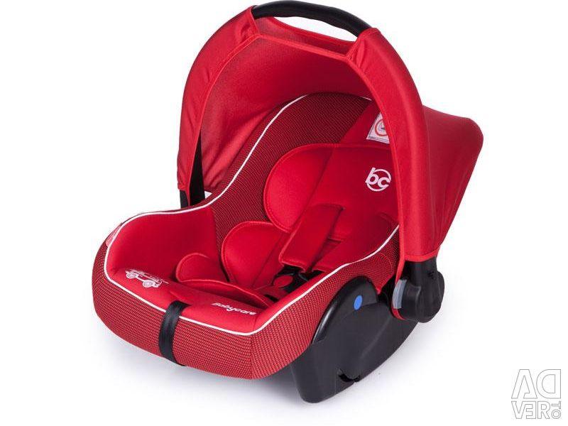 Παιδικό κάθισμα αυτοκινήτου Baby Carre Laura 0-13kg