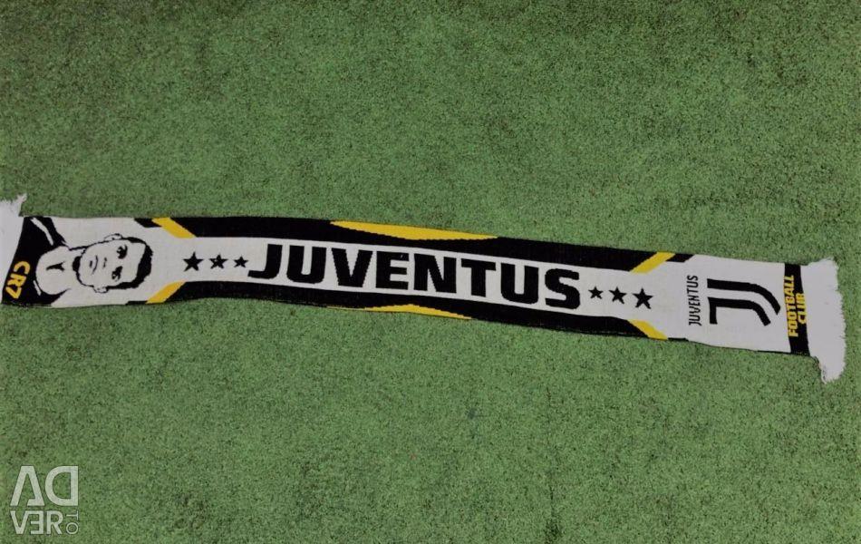 Soccer scarf