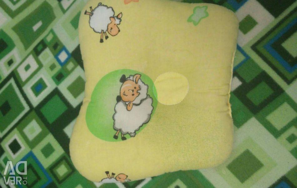 Μαξιλάρι για νεογέννητα
