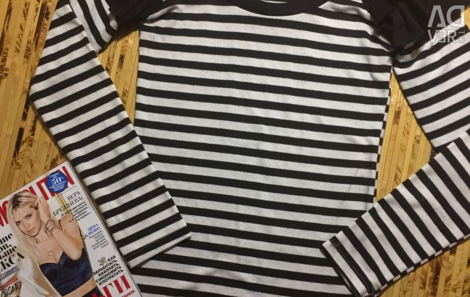 Striped jacket, pait