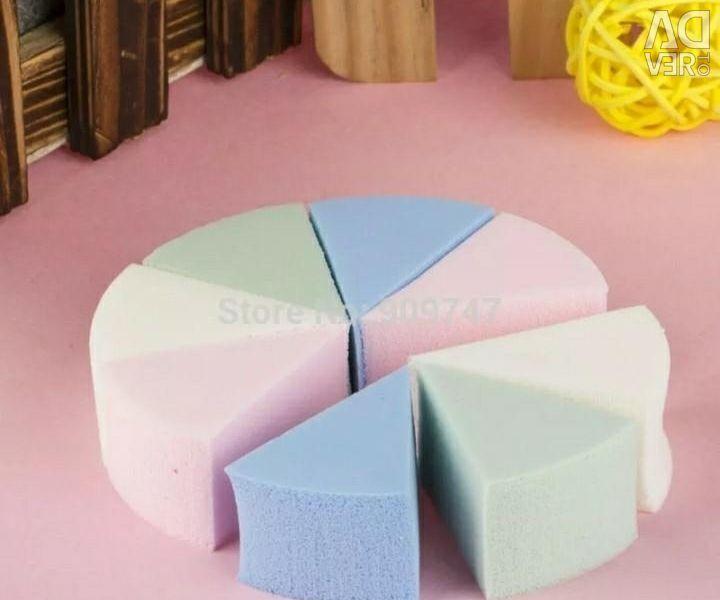 Very soft sponge