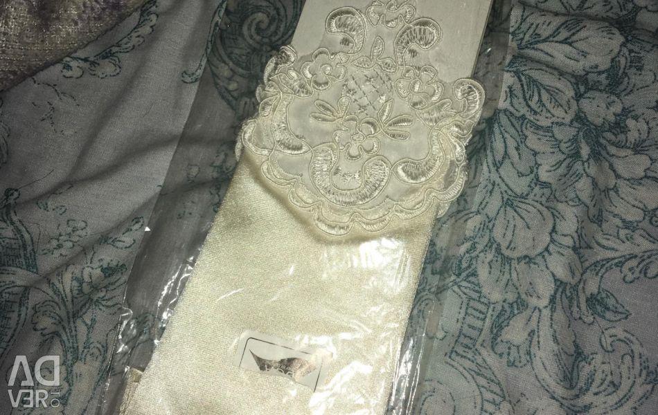 Mănuși de culoare Ivory