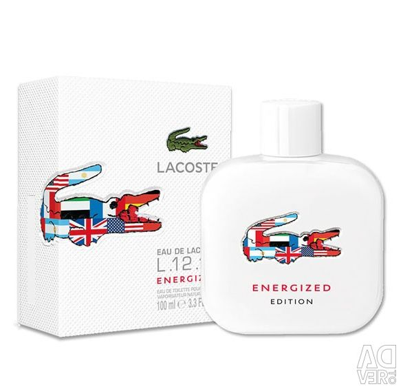 Lacoste Energized Edition 100 мл.