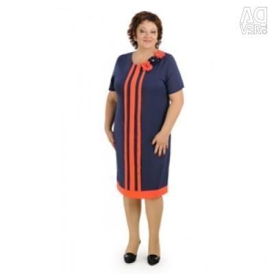 New dress size 54-56