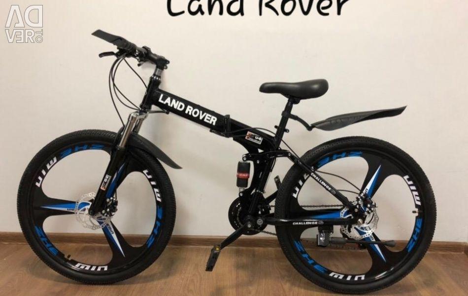 Land Rover Bike