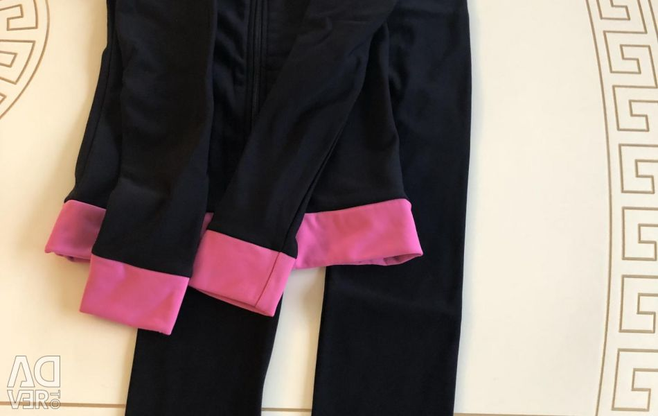 Figure skating suit