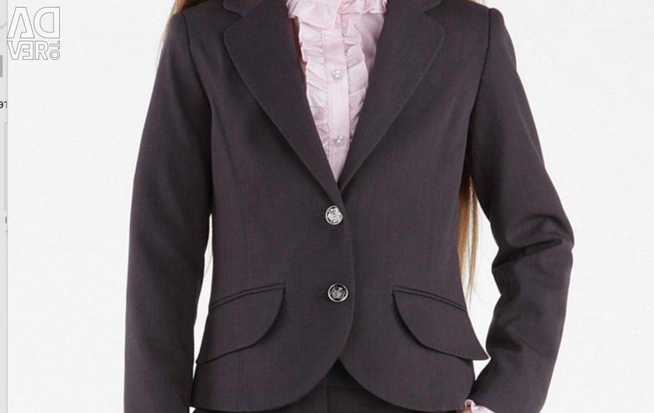 School new ? Silver spoon jacket