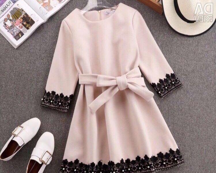New cashmere dress quality LUX