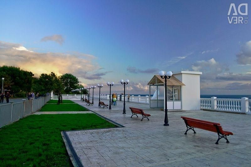 Anapa travel from Astrakhan