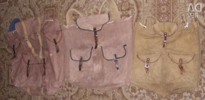 Backpack of the USSR. Family kit