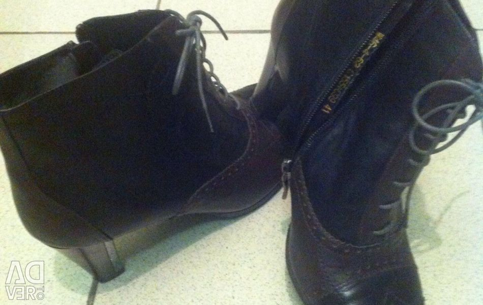 Women's Ankle Boots, Size 41