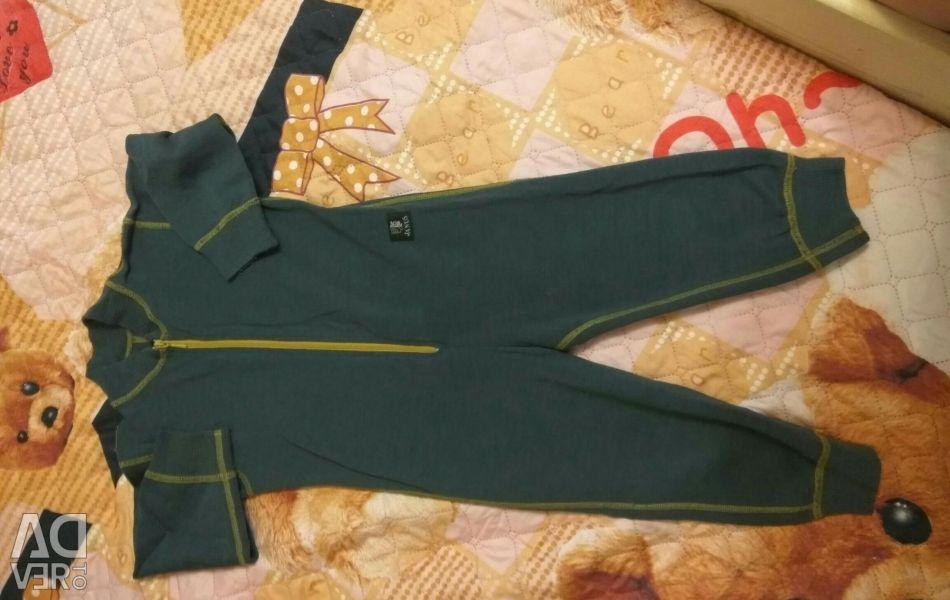 Thermal underwear, poddeva Janus