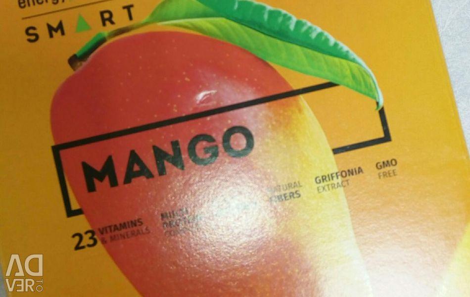 Коктейли Energy Diet Smart манго