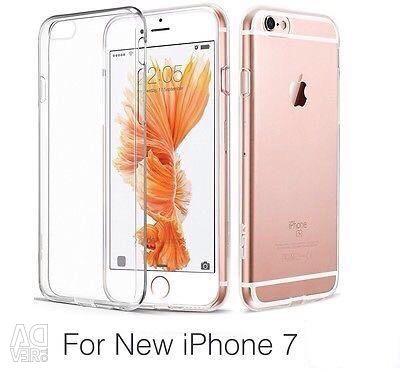 TPU силіконовий чохол для iPhone 7 прозорий