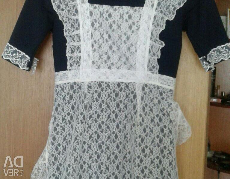 Uniform for girls 8 or 9