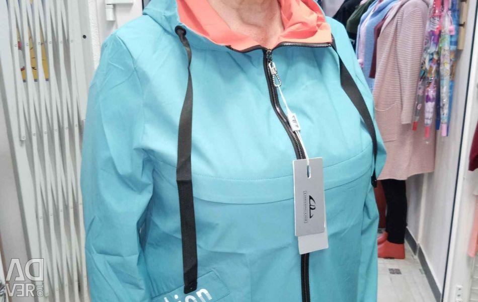 Kadın ceket yağmurluk