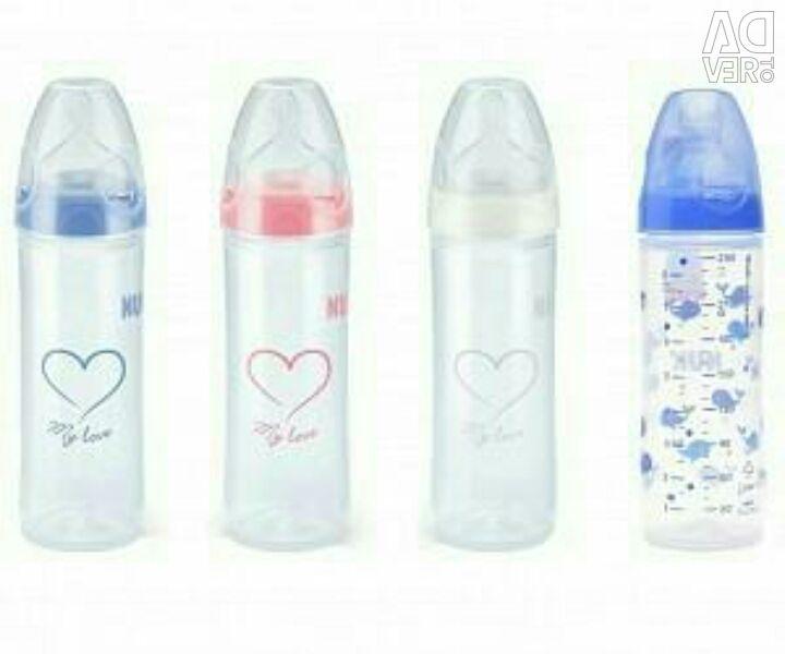 Nook bottles