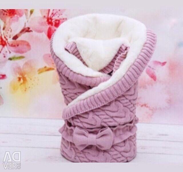 Winter blanket for discharge