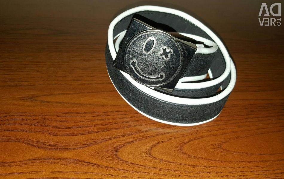 Smile belt