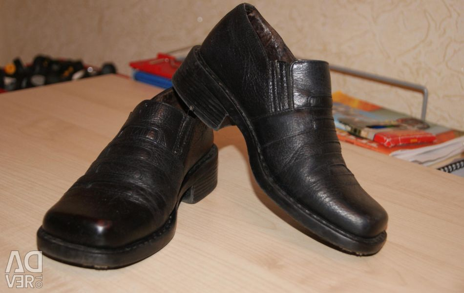 Shoes natures. leather r. 31
