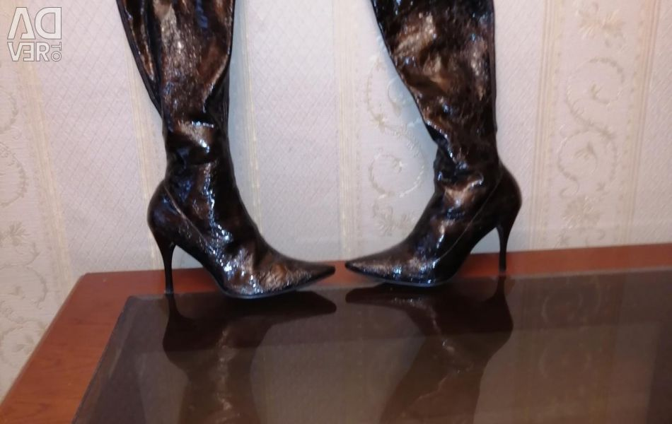 Lac boots