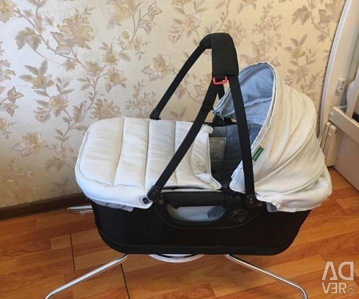 Cradle for Orbit baby G2