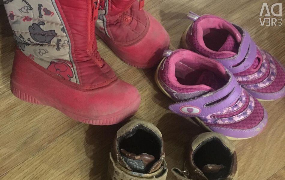Μπότες, αθλητικά παπούτσια p 24