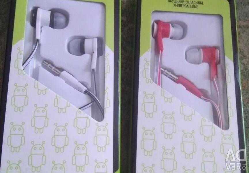 Навушники нові