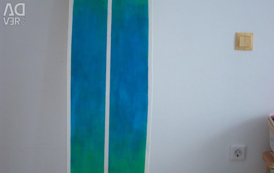 Decorative surfboard