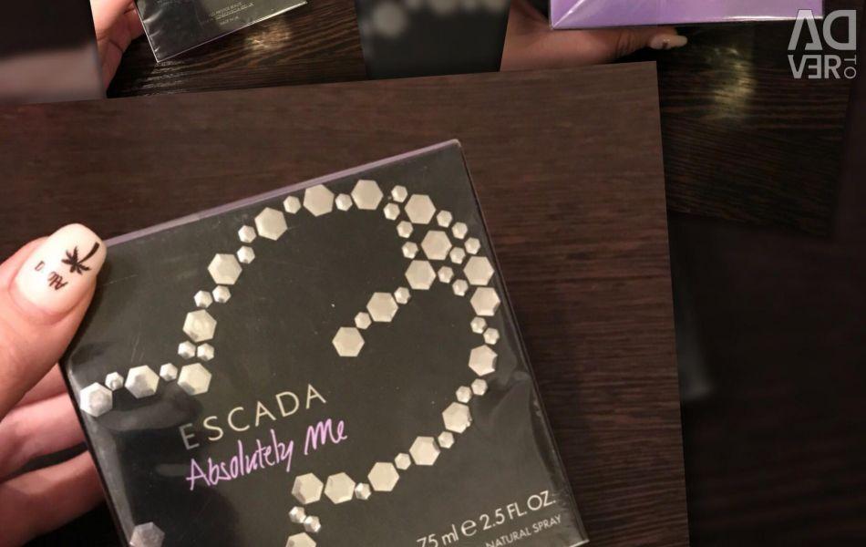 Perfume Escada