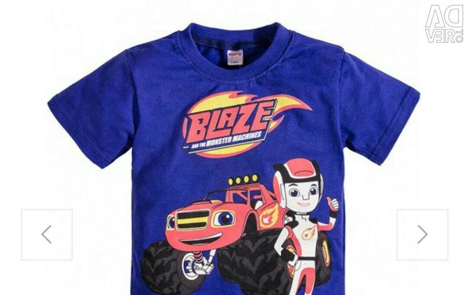 Bonito 123-128 T-shirt