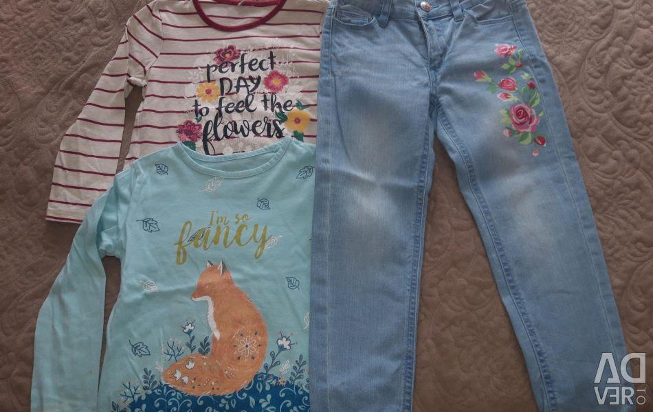 Jeans + Hoodies