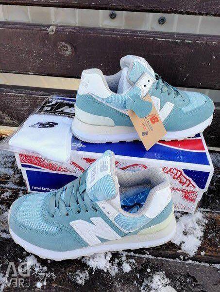 Sneakers natural 36