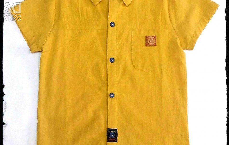 Νέο πουκάμισο (100% βαμβάκι)