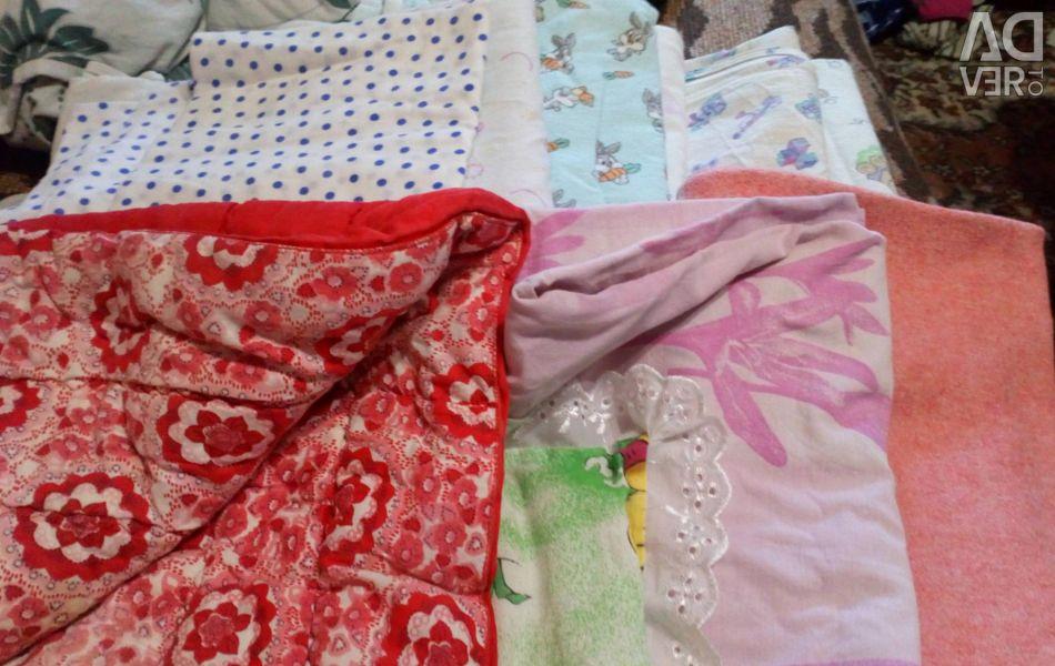 Pătură vată și flaneleta