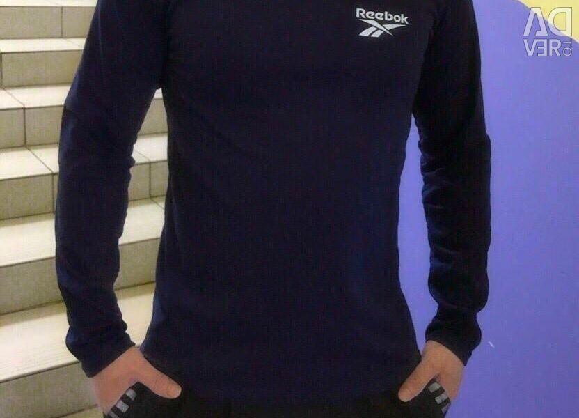 ❗ Disponibil ❗ T-shirt cu rakavom lung 48-56 ori
